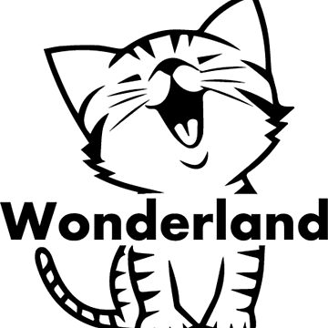 Wonderland, Cheshire Cat (Kitten) by Tinkerstales