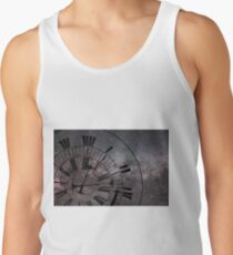 Time Warp. Time and Space, General Relativity. Tank Top