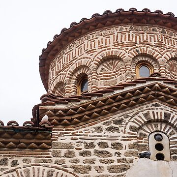 Gritty Beauty - a Centuries Old Byzantine Church with Marvelous Masonwork by GeorgiaM