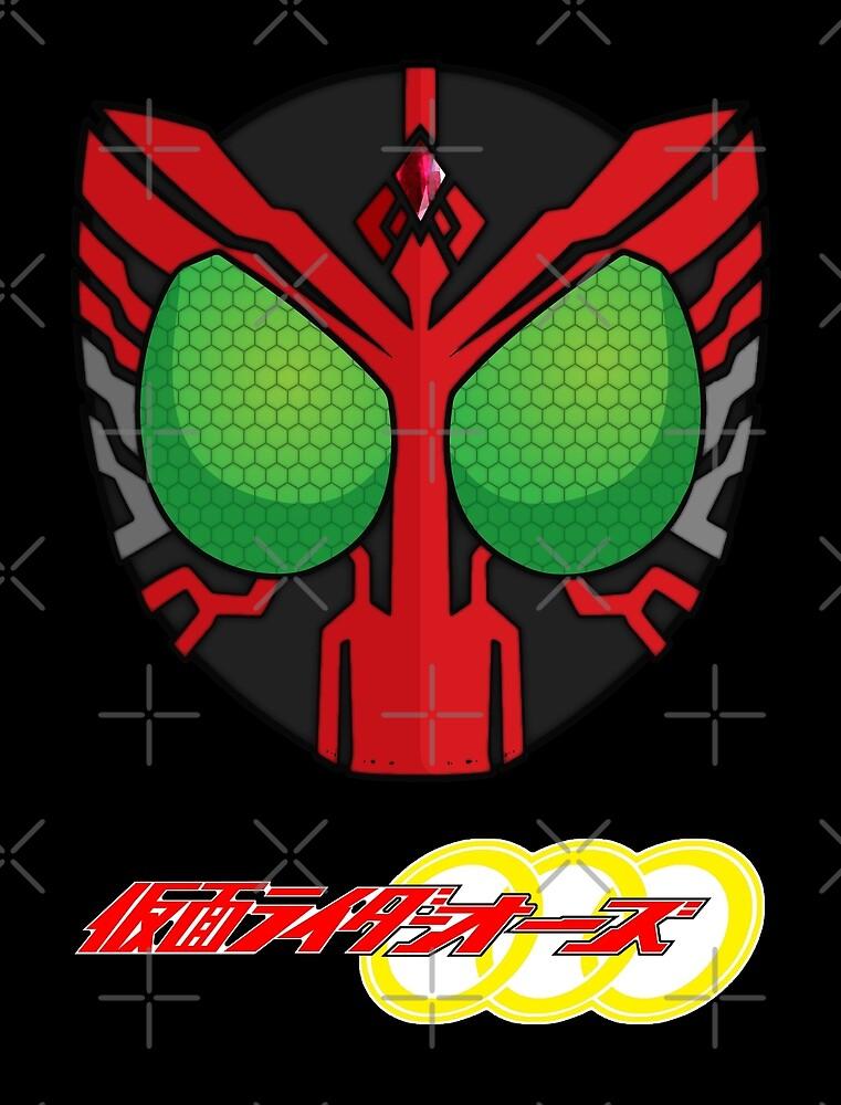 Kamen Rider OOO Head