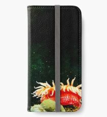 A Feel for the Ocean iPhone Wallet/Case/Skin