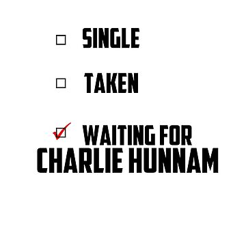 Waiting For Charlie Hunnam by NessaElanesse