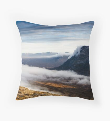 Chrulaiste and The Bookil Throw Pillow