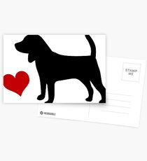 Beagle Postcards