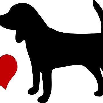 Beagle by Vectorqueen