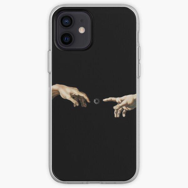 art inspiré Coque souple iPhone