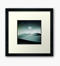 Desert Song Framed Print