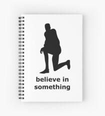 Believe Kaepernick Spiral Notebook