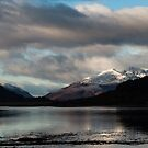 Garbh-Bheinn from Glencoe by Mark Greenwood