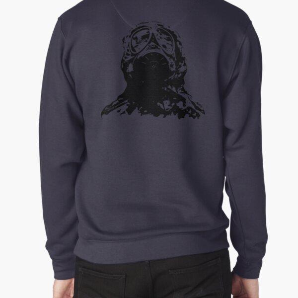Apocalyptic Explorer Pullover Sweatshirt