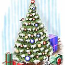 Christmas Tree, All is Well With the World by Rasendyll