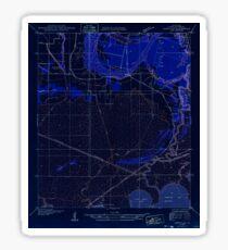 USGS TOPO Map Louisiana LA Abbeville SW 333608 1932 31680 Inverted Sticker