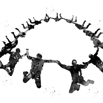 Team Group Skydiver by erzebetth