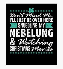 Lámina fotográfica Películas de Navidad Nebelung