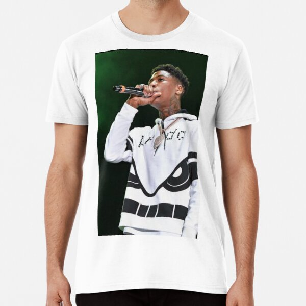 NBA YoungBoy T-shirt premium