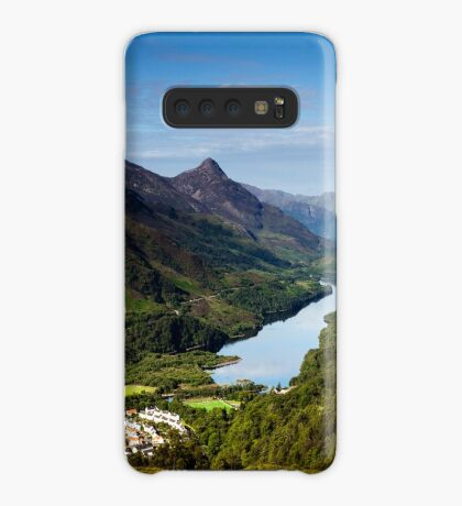 Kinlochleven and The Pap Of Glencoe Case/Skin for Samsung Galaxy