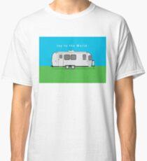 Airstream - Joy to the World Classic T-Shirt