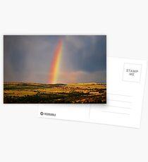 Over The Rainbow Postcards