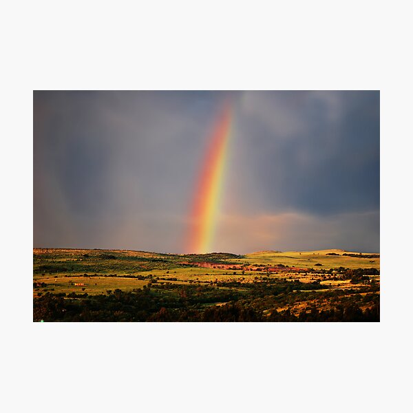 Over The Rainbow Photographic Print