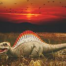When Dinosaurs Ruled The Earth by StephenRphoto