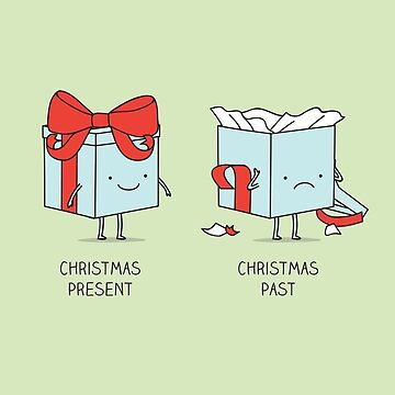 Christmas present by Milkyprint