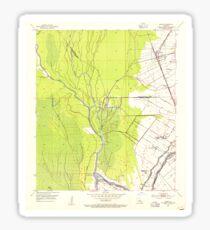 USGS TOPO Map Louisiana LA Addis 331243 1953 24000 Sticker