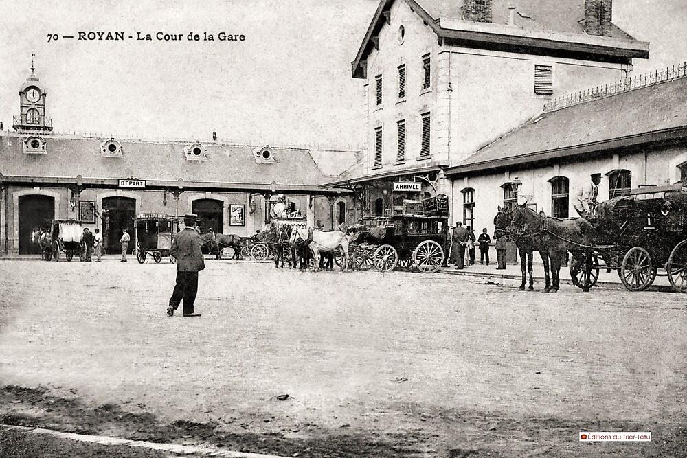 « Gare de Royan » par Francois Richet