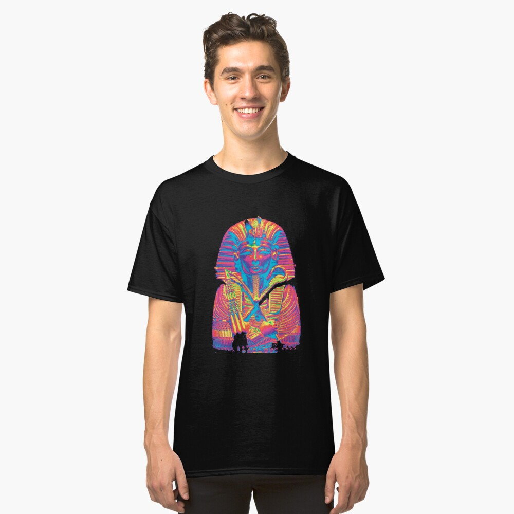 The Mummy Classic T-Shirt Front