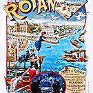 « Affiche de Royan 1900 (2) » par Francois Richet