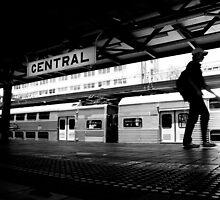 Central Station by David Sundstrom