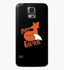 Funda/vinilo para Samsung Galaxy Zero FOX dado