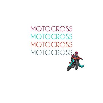 Motocross | Digital Art by CarlosV