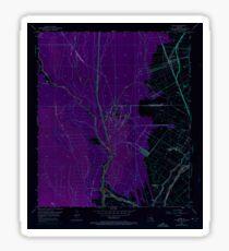 USGS TOPO Map Louisiana LA Addis 331245 1953 24000 Inverted Sticker