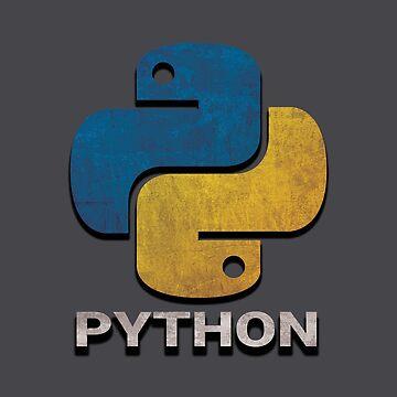 ★ Python Vintage by cadcamcaefea