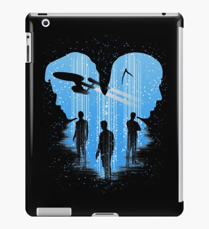 Final Frontier (Classic) iPad Case/Skin