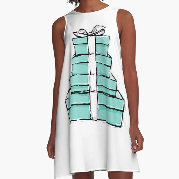 gift boxes  A-Line Dress