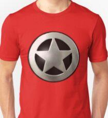 Sheriff star badge T-Shirt