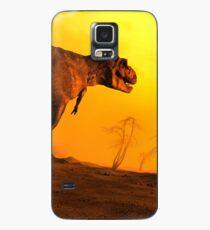 Stalker - Artwork of Tyrannosaurus Rex Case/Skin for Samsung Galaxy