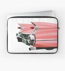 Pink Cadillac Laptop Sleeve