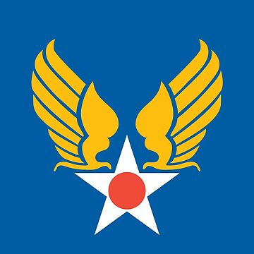 Emblem used by the United States Army Air Forces in 1947 by igorsin