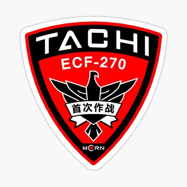 Tachi Crest - The Expanse Sticker