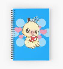 MoFo Spiral Notebook