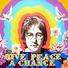 Give peace a chance by Winston Casco