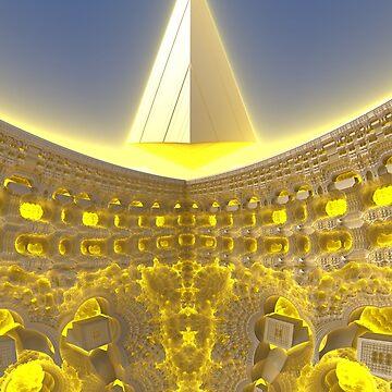 Honeycomb Peak by Dr-Pen
