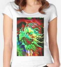 4479 Anemone Women's Fitted Scoop T-Shirt