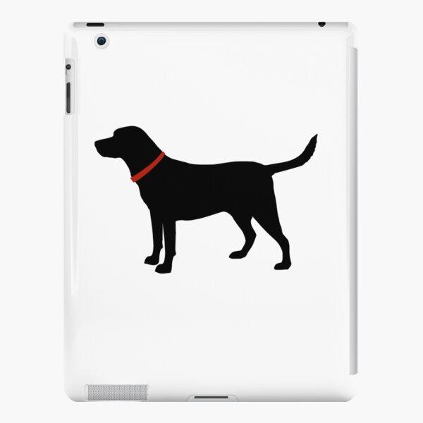 Labrador Retriever, Black Lab iPad Snap Case