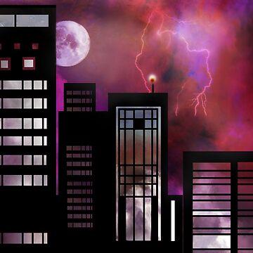 The Big City by CarolM