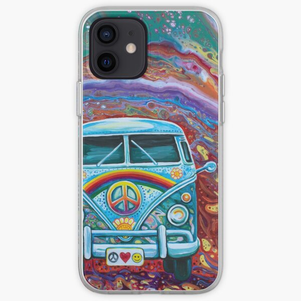 Groovy Bus iPhone Soft Case