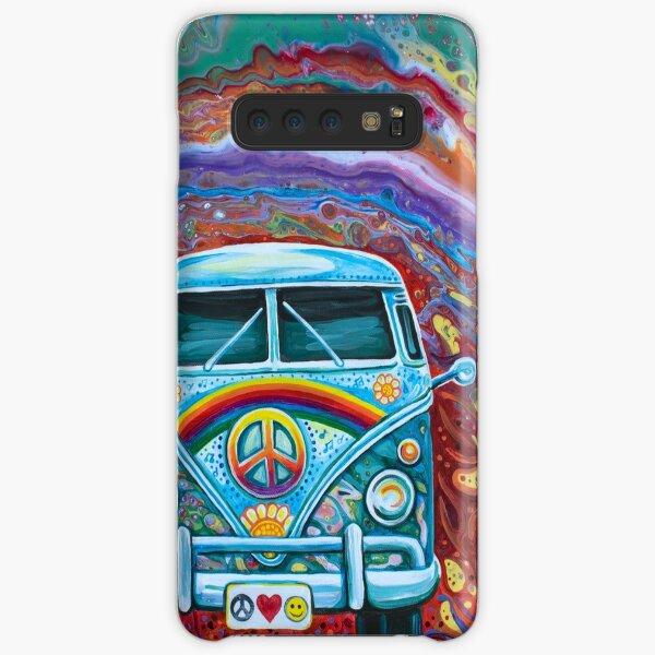 Groovy Bus Samsung Galaxy Snap Case