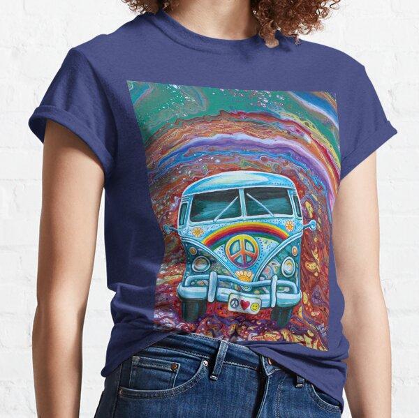 Groovy Bus Classic T-Shirt